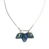 Reiden Necklace / Labradorite