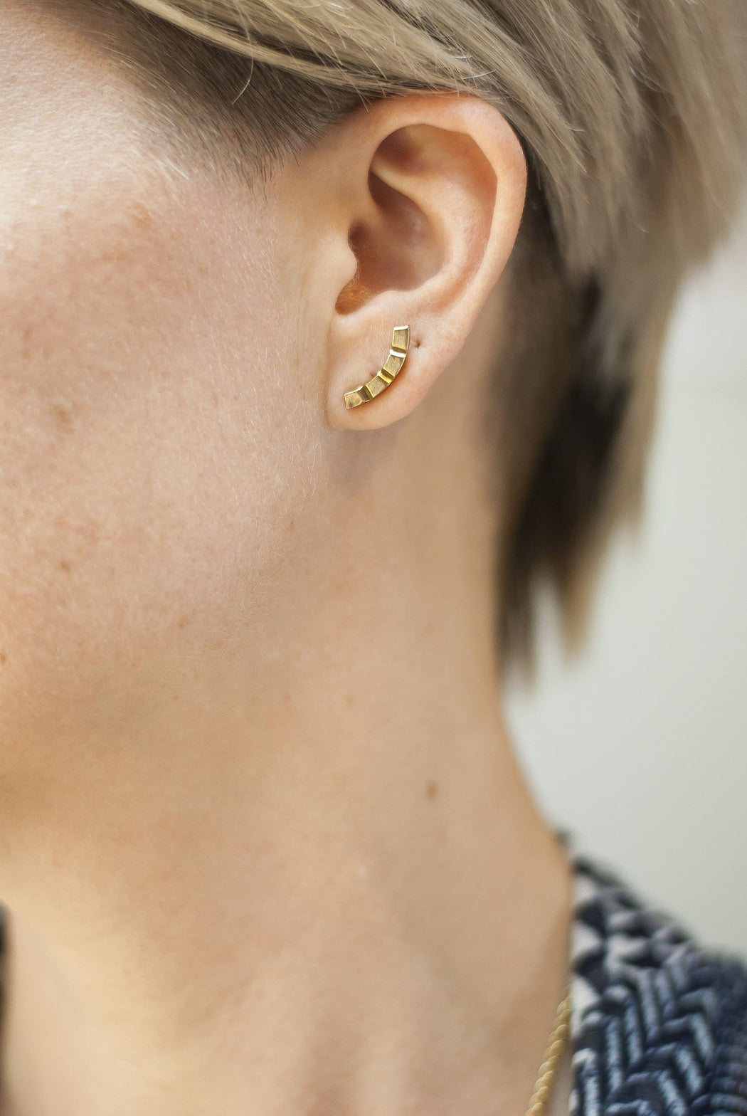 Notch Ear Climbers - Michelle Starbuck Designs