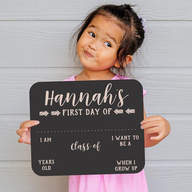 BACK TO SCHOOL CHALKBOARDS