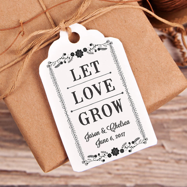 "Let Love Grow ""Chelsea & Jason"""