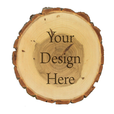 "Wood Plaque ""Custom Design"""