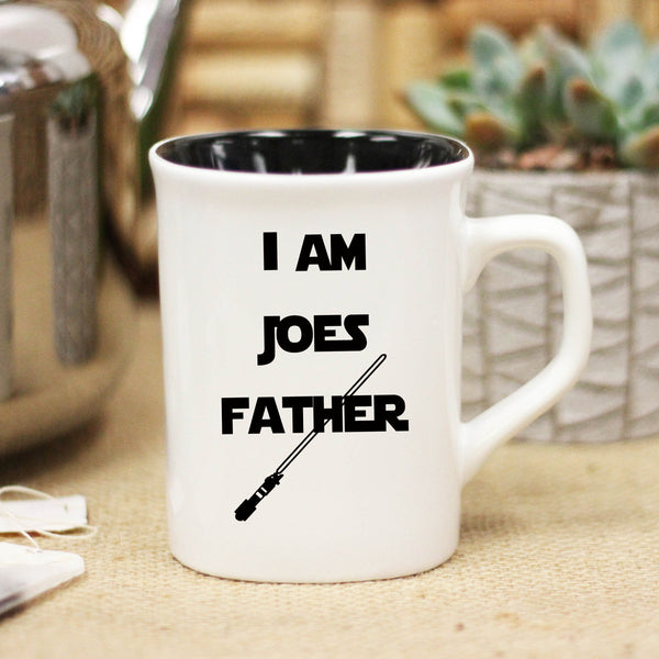 I am Joe's Father,  Ceramic Mug