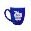 Mrs. Henry Apple Teacher, Ceramic Mug