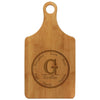 "Paddle Cutting Board ""Griffin"""