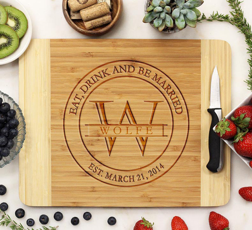 "Cutting Board ""Wolfe"""