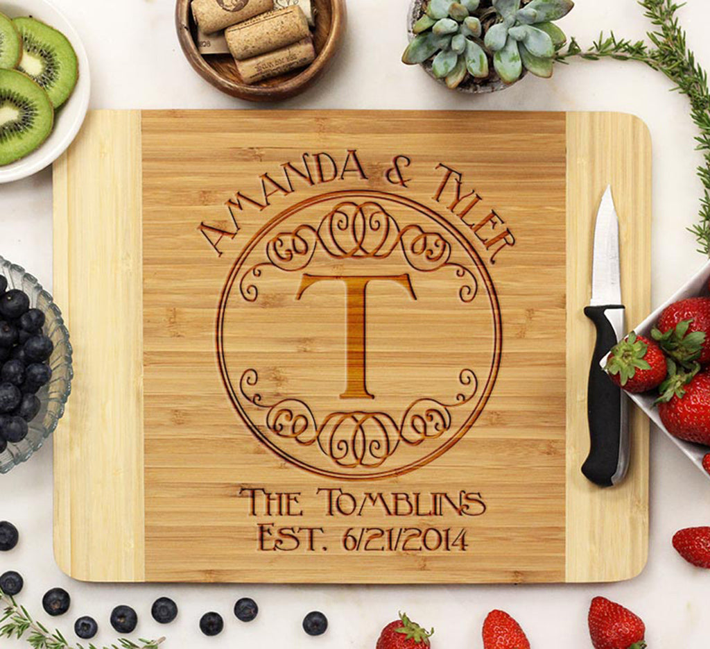 "Cutting Board ""Tomblins"""