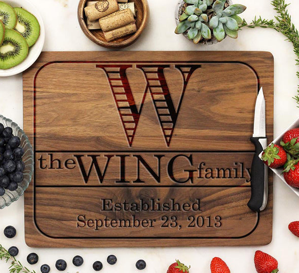 "Cutting Board ""Wing"""