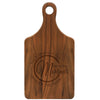 "Paddle Cutting Board ""Martinelli - The Kitchen is the Heart of the Home"""