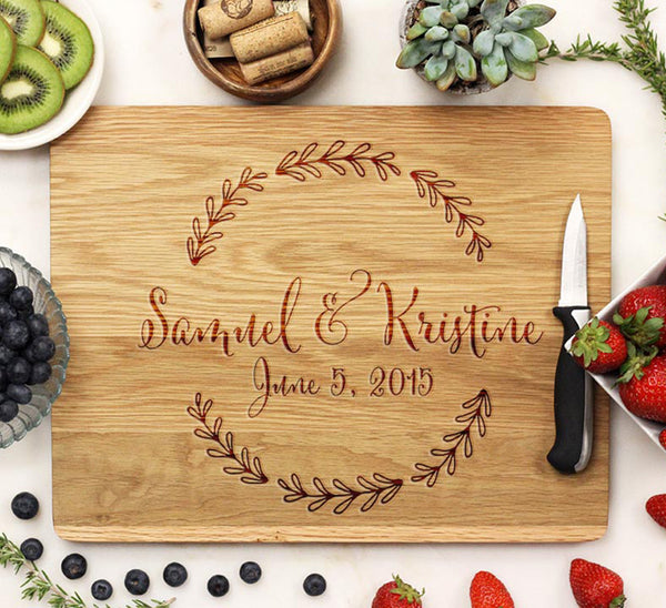 custom cutting board