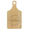 Personalized Cheese Board With Swirly Font