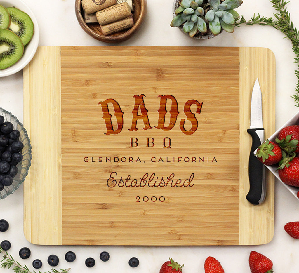 Cutting Board, Dads BBQ Glendora CA