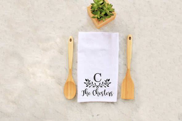"Tea Towel - ""The Chesters"""
