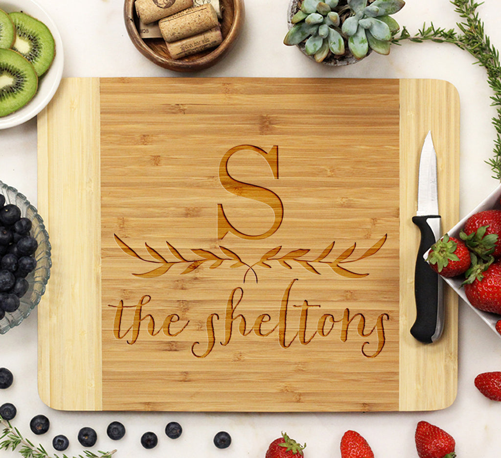 "Cutting Board ""Sheltons"""
