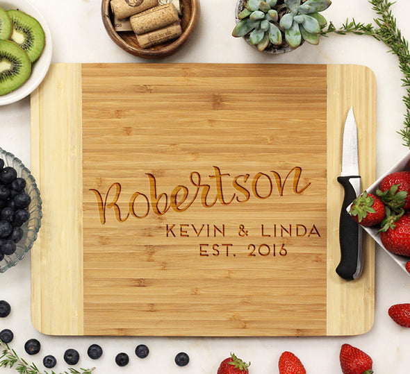 "Cutting Board ""Robertson"""