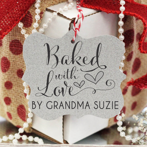 """Baked With Love"" Grandma Suzie"