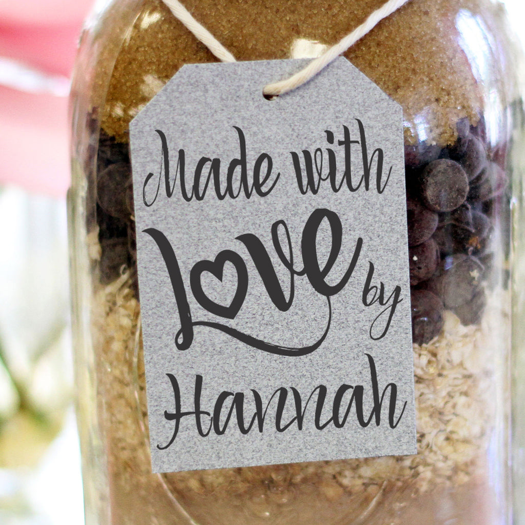 """Made with Love"" Hannah"