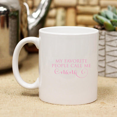 "Ceramic Mug ""My Greatest Blessings Call me Nana"""