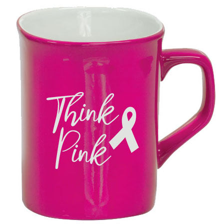 "Breast Cancer Awareness - ""Think Pink Ribbon"""
