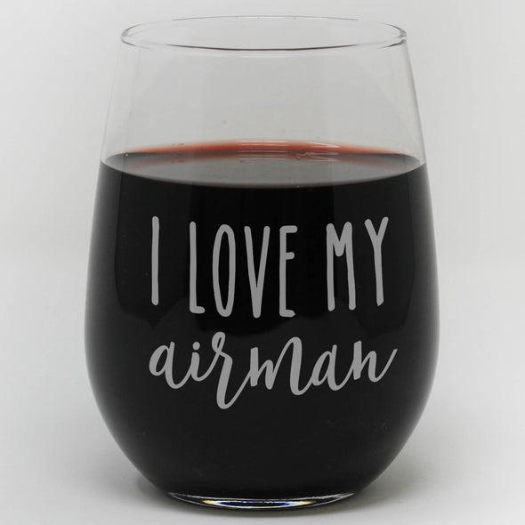 I love my airman glass