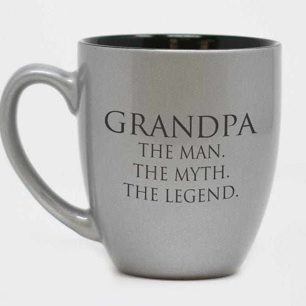 Grandpa The Man The Myth The Legend Coffee Mug