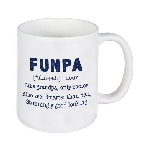 Father's Day Mug - FUNPA