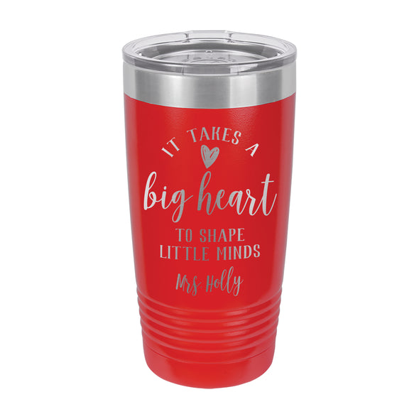 Teacher Gift, Gift for Teacher, Custom Wine Tumbler, Insulated Wine Tumbler