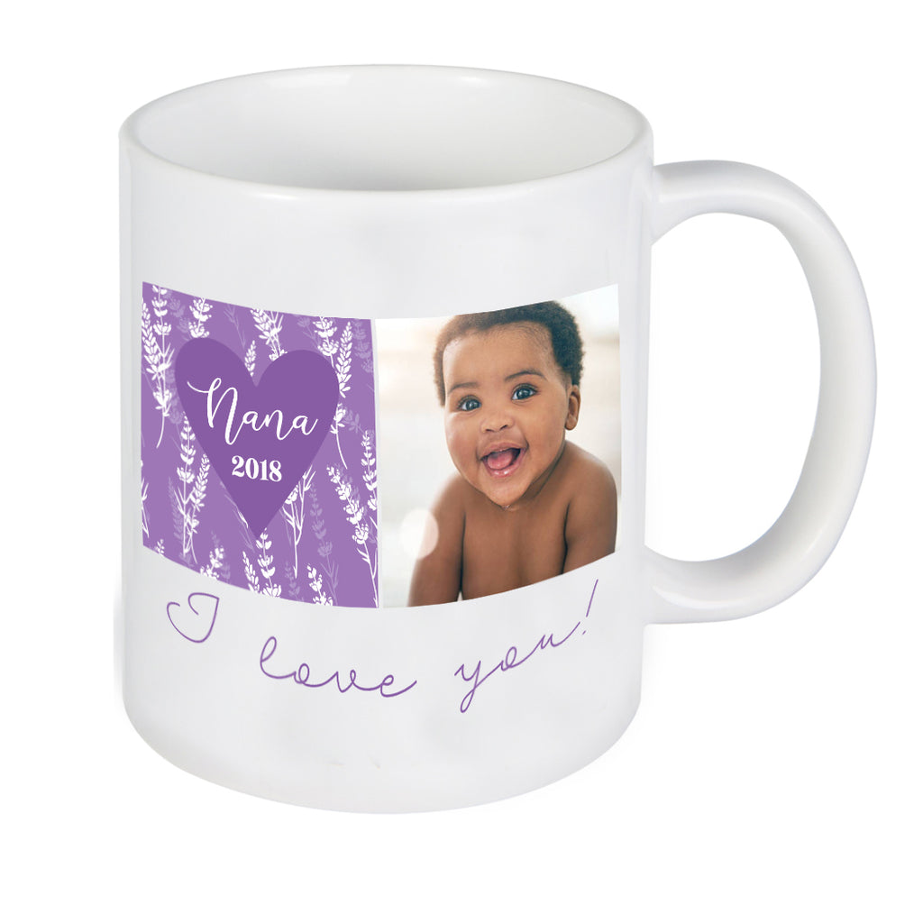 Custom Nana Photo Mug, Personalized Photo Mug, Custom Mug, Picture Mug, Custom Coffee Mug, Personalized Coffee Mug, Personalized Photo Mug,
