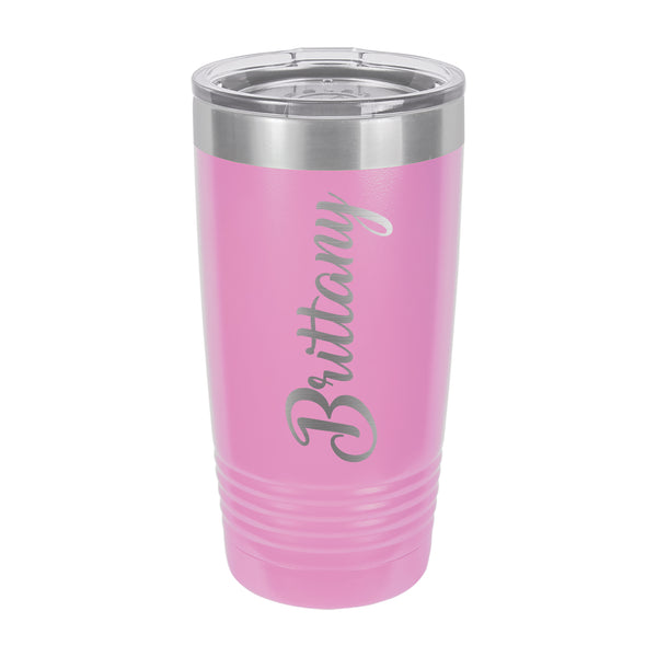 Insulated Cups - Personalized Name