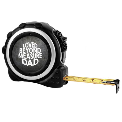 love beyond tape measure