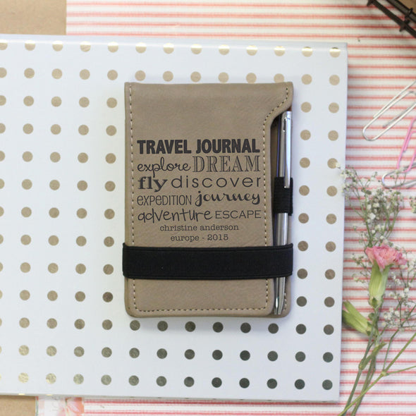 Personalized Notepad or Personalized Journal