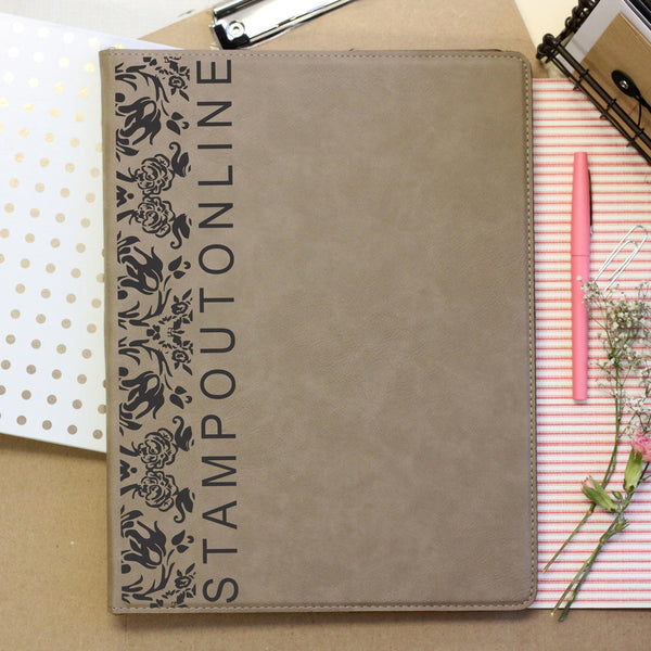 """Stampoutonline"" Personalized Journal"