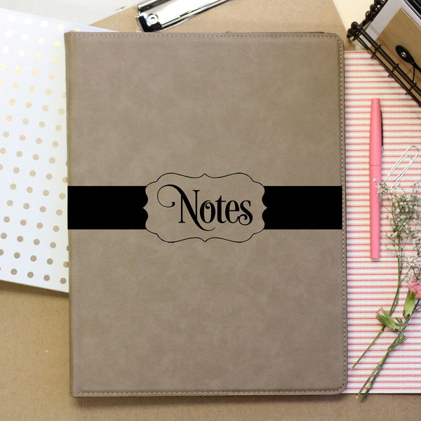 """Notes"" Personalized Journal"