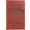"Personalized Journal - ""The Future Starts Today"""