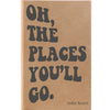 "Personalized Journal - ""Oh, The Places You'll Go"""