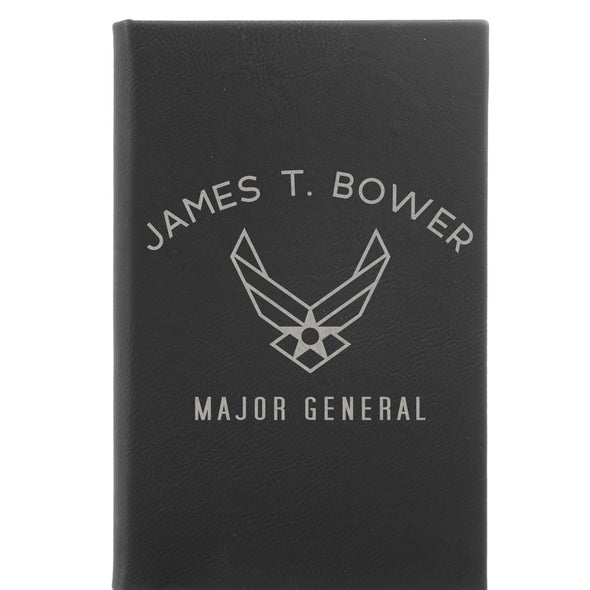 "Personalized Journal - ""Major General"""
