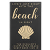 "Personalized Journal - ""Life At The Beach"""