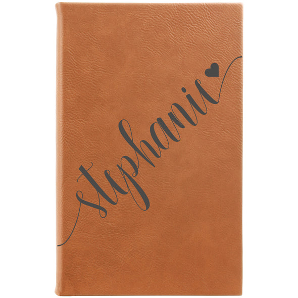 "Personalized Journal - ""Name"""