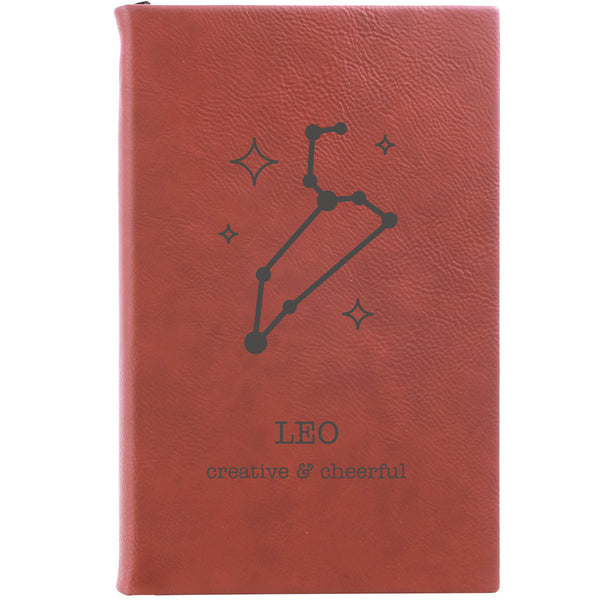 "Personalized Journal - ""LEO"""