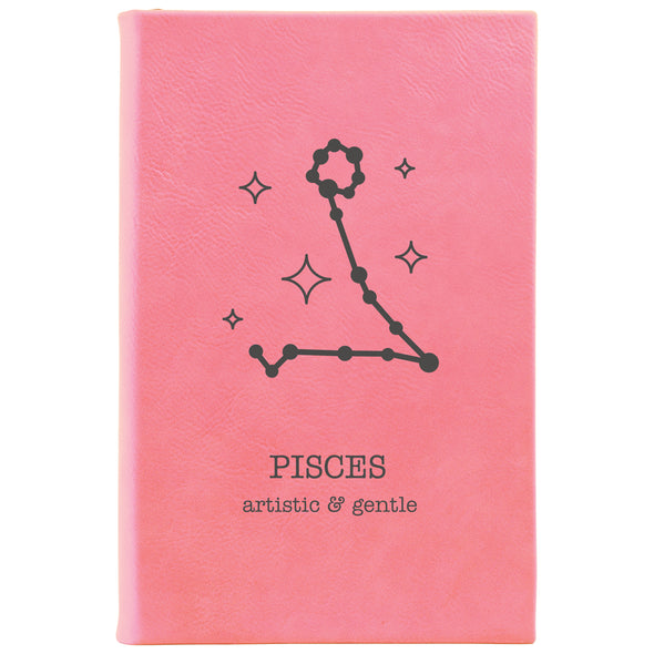 "Personalized Journal - ""PISCES"""