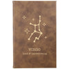 "Personalized Journal - ""VIRGO"""