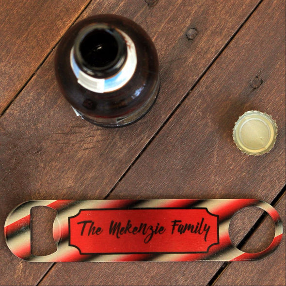 "Bottle Opener - ""The Family"""