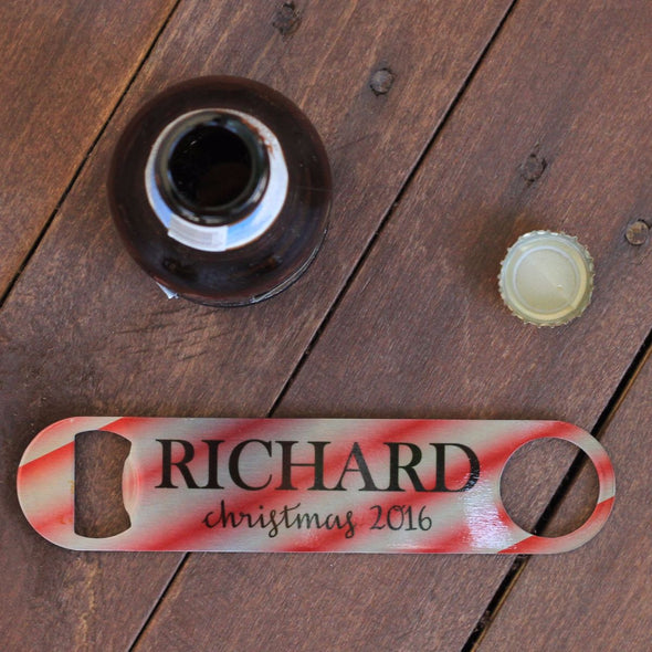 "Bottle Opener - ""Christmas With Year"""