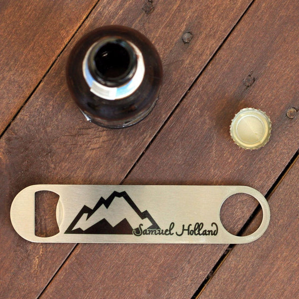 "Bottle Opener - ""Mountains"""