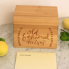 Old Fashioned Recipes, Recipe Box