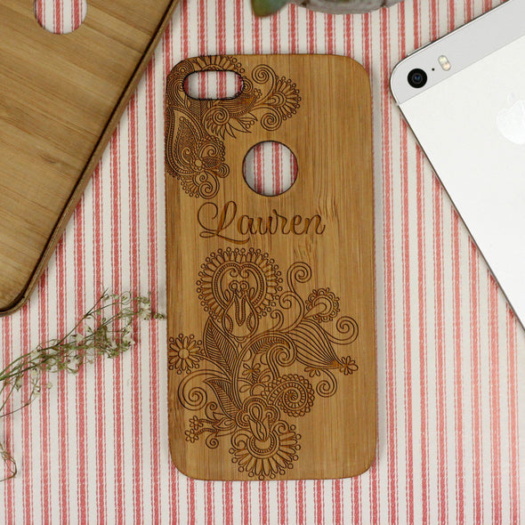 """Lauren"" iPhone Case"