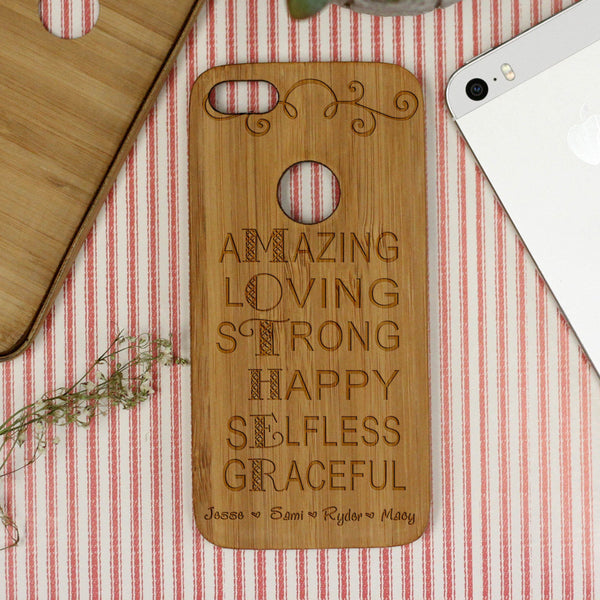 Mother, iPhone Case