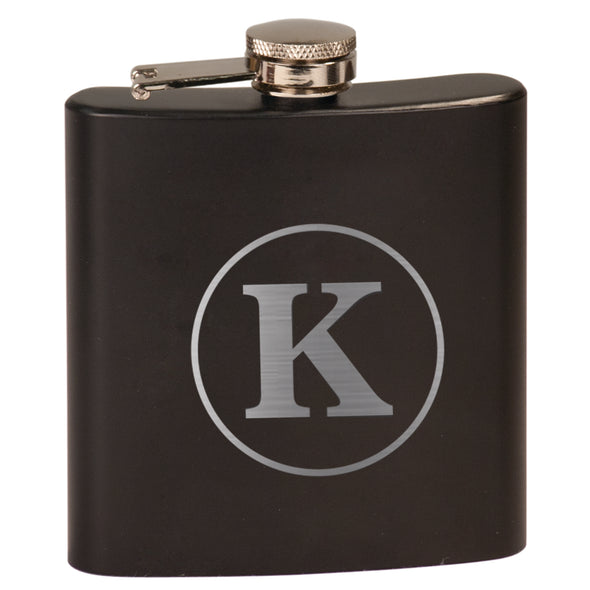 Personalized Initial Flask