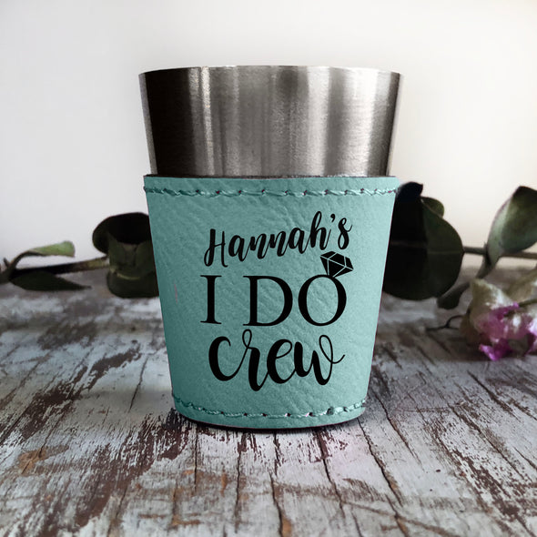 Personalized Shot Glass, Custom Shot Glass, Bridal Party Gift