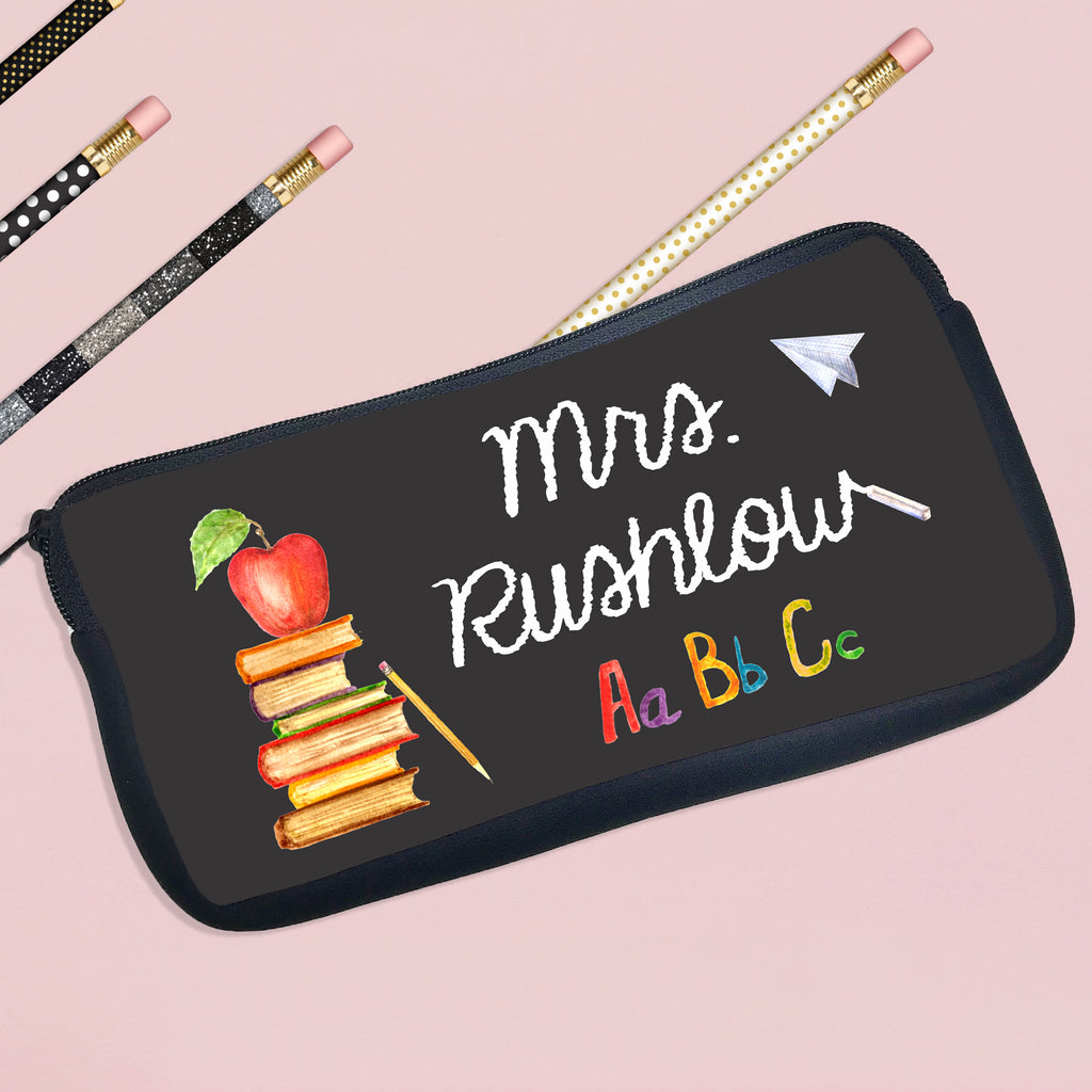 Personalized Pencil Case For Teachers