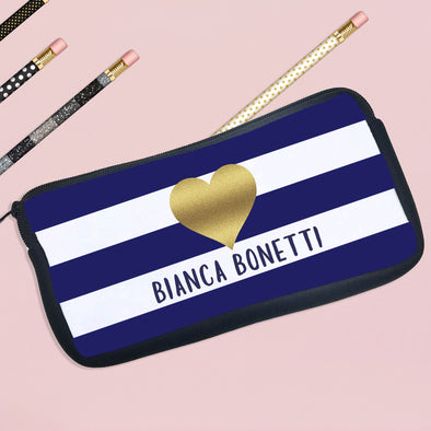 Personalized Pencil Case First And Last Name
